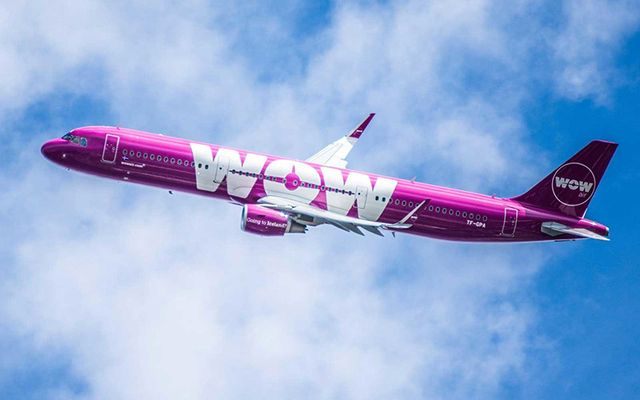 A whole new round of cheap flights to Ireland from WOW.