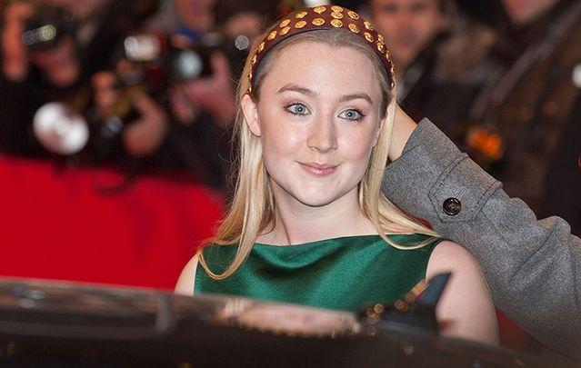 Saoirse Ronan at the 2014 Berlin Film Festival.
