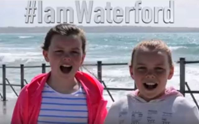 Two young Waterfordians share their pride as part of the I am Waterford campaign.