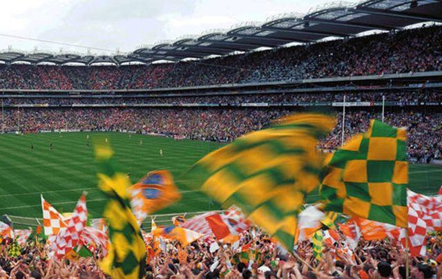 Croke Parke, the epicenter of Ireland's sports world.