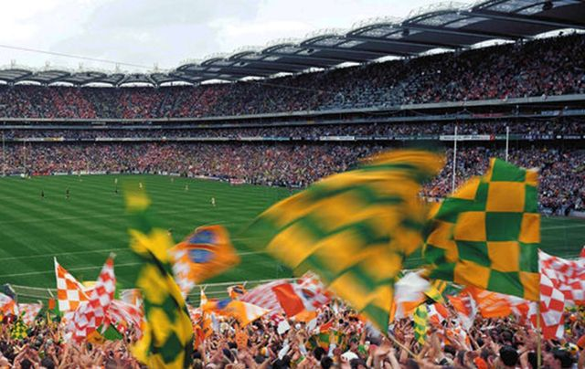 Croke Parke, the epicenter of Ireland\'s sports world.