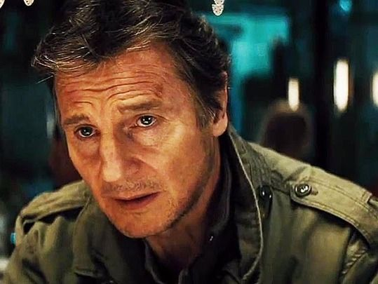 Liam Neeson is America\'s favorite Irishman