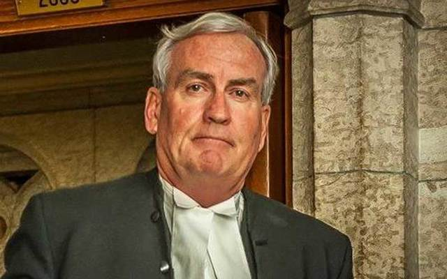Canada's ambassador to Ireland Kevin Vickers believes his Irish residence is haunted.