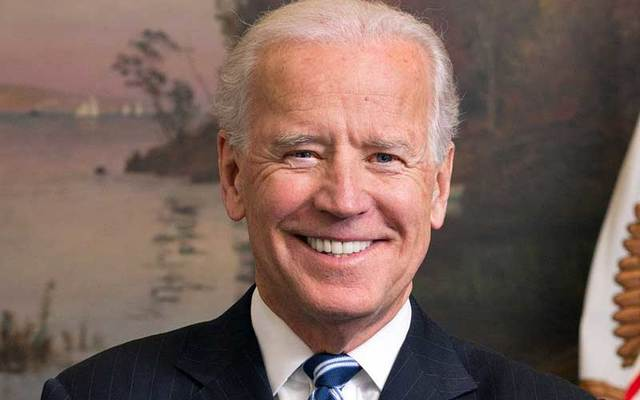 Official White House portrait of former vice-president Joe Biden, whose memoir 'Promise Me, Dad: A Year of Hope, Hardship, and Purpose' will be released in November.