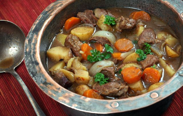 Best Irish stew recipe.
