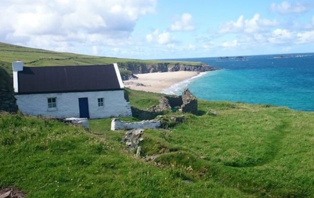 A beautiful shot taken on the Blasket Islands, off County Kerry.