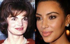 What do you make of Kim Kardashian as Jackie Kennedy?