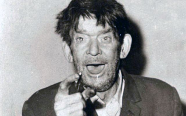"""Thomas Dudley, known as """"Bang Bang""""."""