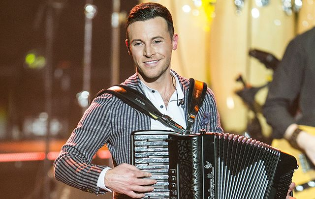 Nathan Carter US tour hits this month.