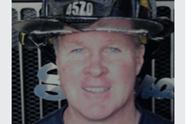FDNY hero Michael O'Hanlon