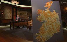 "Irish National Caucus blasts RTÉ's ""Taliban-like"" map of Ireland"