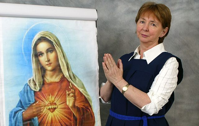 "Jean Farrell: ""Before we did anything we were to consider \'If The Blessed Virgin was watching - would you do it?\'\"""