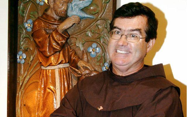 Father Brian Jordan.