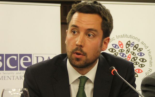 Ireland's Housing Minister Eoghan Murphy.