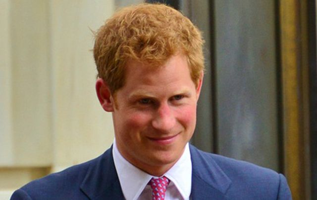 Prince Harry visiting Washington D.C. He recently made his first state visit to Northern Ireland.