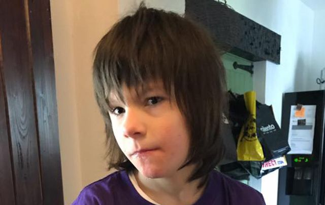 Billy Caldwell, age 12, suffers from incurable intractable and status epilepsy but cannabis oil has put a stop to the fatal seizures he used to suffer.
