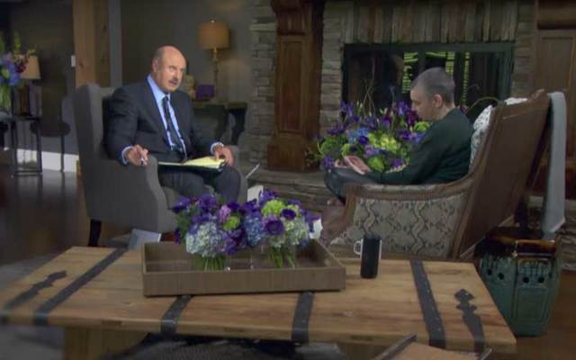 Sinead O'Connor sits down with Dr Phil McGraw to talk about her mental health struggles on an upcoming episode of 'The Dr Phil Show.'