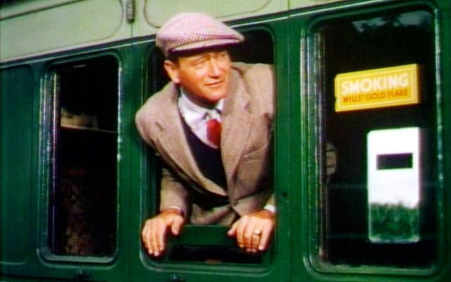 John Wayne in The Quiet Man