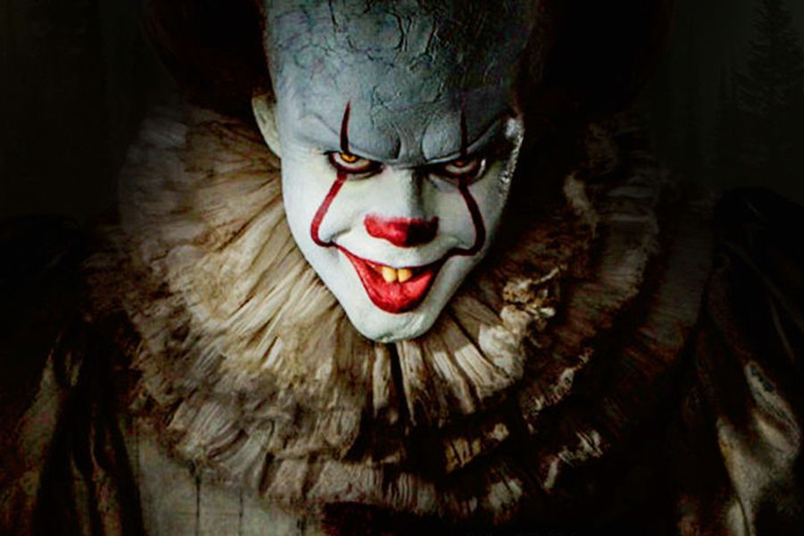 """Really scary thing about Stephen King's clown horror """"It"""