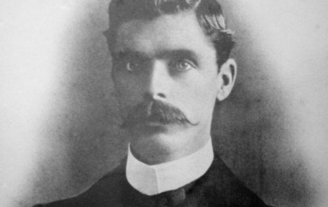 Easter Rising 1916 martyr, Michael Mallin.