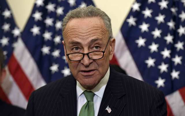 """The campaign to name a U.S. Navy destroyer after Ballyhaunis, County Mayo-born Vietnam War hero Patrick """"Bob"""" Gallagher now has its political heavy hitter: New York Senator Chuck Schumer."""