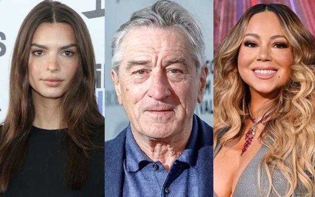 Emily Ratajkowski, Robert De Niro, and Mariah Carey are just some celebrities who have Irish roots