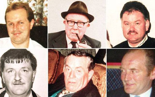 On June 18, 1994, six men were shot and killed by two masked members of the Ulster Volunteer Force in Heights bar in Loughinisland, Co Down.