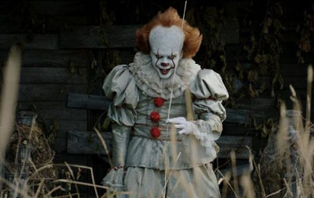 The movie IT is triggering people\'s clown phobia.