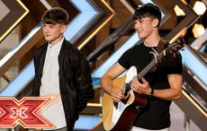 """Simon Cowell on """"X Factor"""" blown away by Wicklow brothers performance"""
