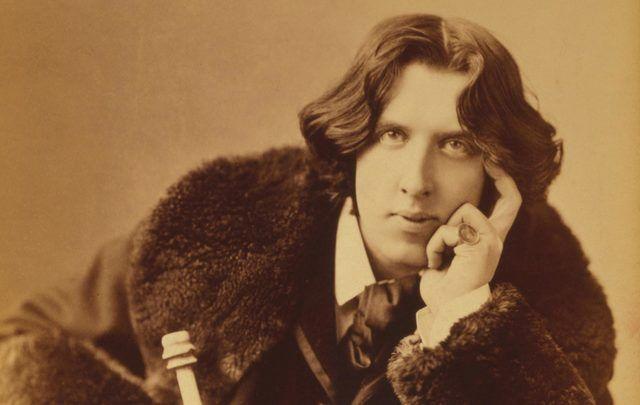 "An \""Oscar Wilde Temple\"" has opened in a Methodist Church in Greenwich Village in New York."