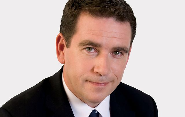 John Deasy, Special Irish government envoy working for the undocumented Irish in the U.S.