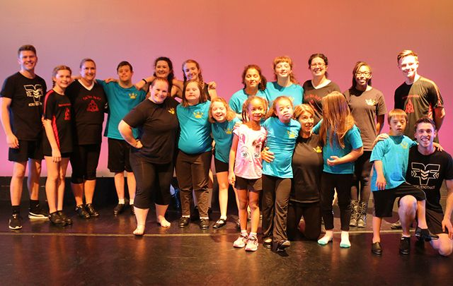 Miracles in Motion, in Richmond, VI, dance with Irish dance group Heart of Ireland and Irish troupe Fusion Fighters for Create Not Hate.
