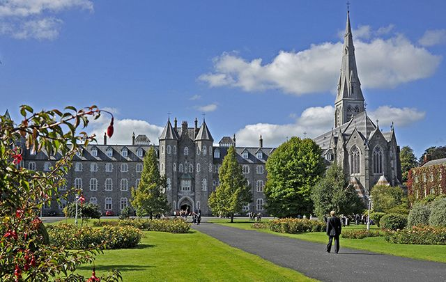 St. Patrick's College in Maynooth.