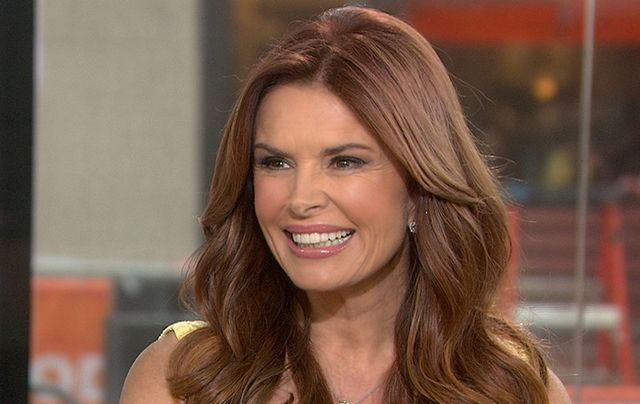 Uplifting and inspirational Roma Downey.