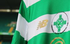 Celtic FC team will wear jerseys commemorating Irish famine