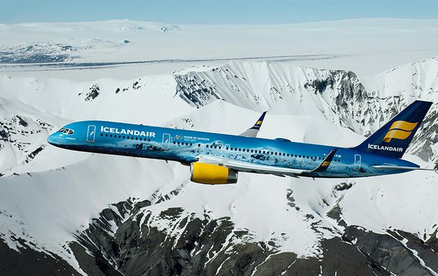 Flights from Dublin to Reykjavik to take off from May 2018.