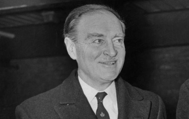 Former Taoiseach Liam Cosgrave in 1973