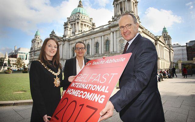 Belfast International Homecoming