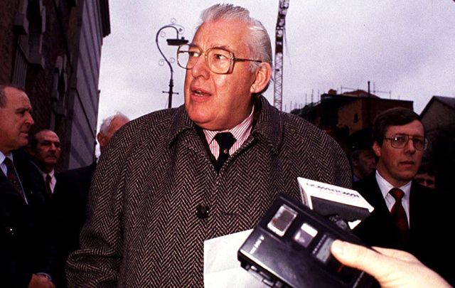 Ian Paisley was quite outspoken during his long career.