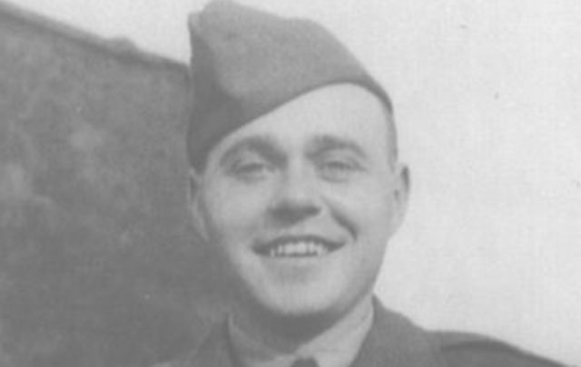 Patrick Sheahan was awarded a Silver Star and granted citizenship posthumously.