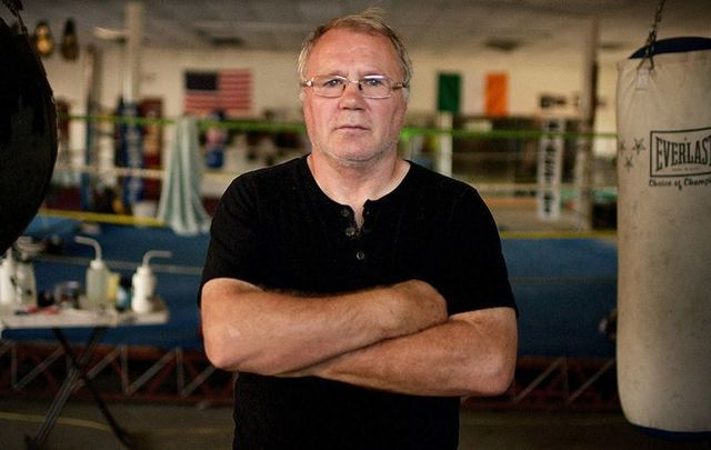 Irish boxer Sean Mannion paved the way for Irish title fighters.