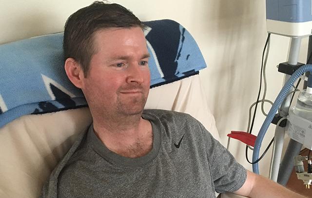 Pat Quinn, ALS patient and advocate