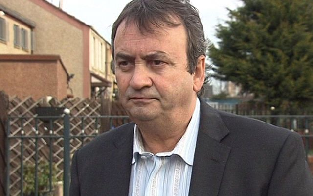 The late great Gerry Conlon.
