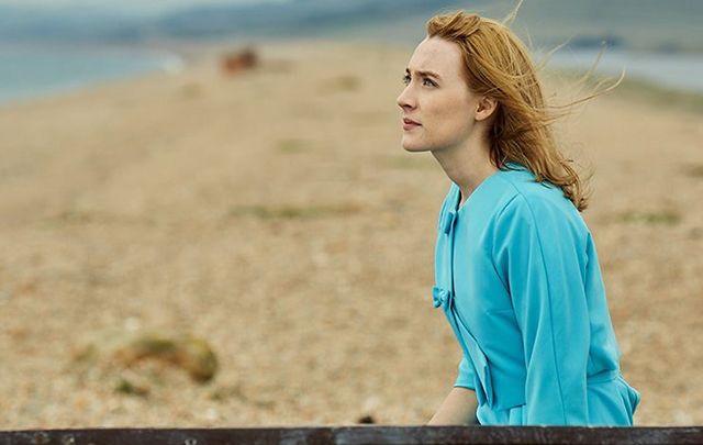 Saoirse Ronan in On Chesil Beach.