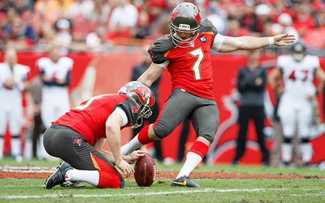 Tampa Bay has signed kicker Patrick Murray, who also held that job for the Buccaneers in 2014 when he made 20 of 24 field goal tries