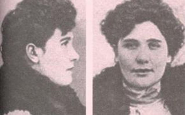Chicago May, one of Ireland's most infamous criminals who perfected the use of a camera in blackmail.