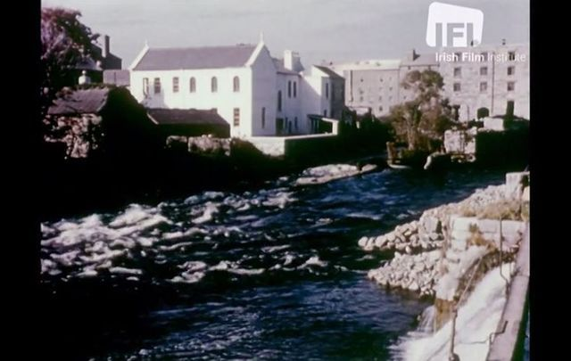 A scene from old Galway, courtesy of IFI Player