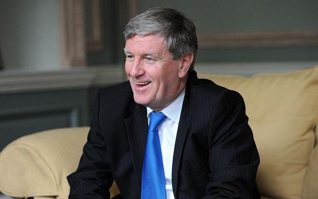 Irish Ambassador to the U.S. Dan Mulhall.