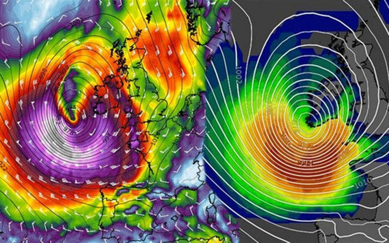 Storm-brian-weather-chart