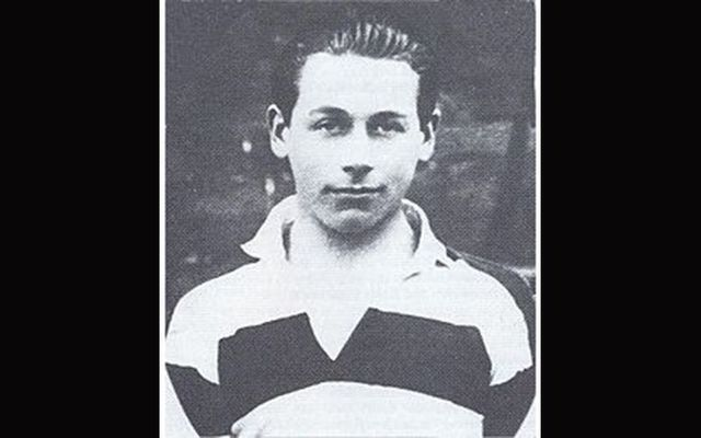 Young Irish rebel Kevin Barry